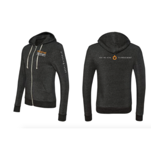 OS Certified Professional's Zip-Up Hoodie
